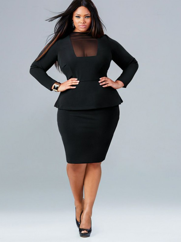 Little Black Dress Plus Size 5 best outfits - Page 3 of 5 ...