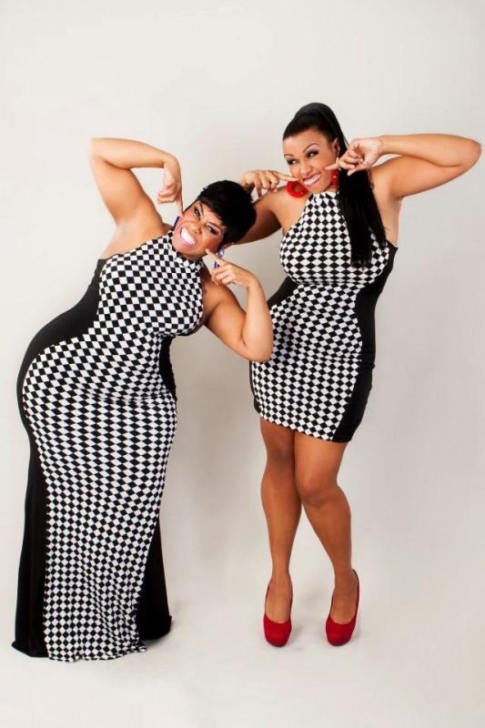 Plus Size Club Attire for Women