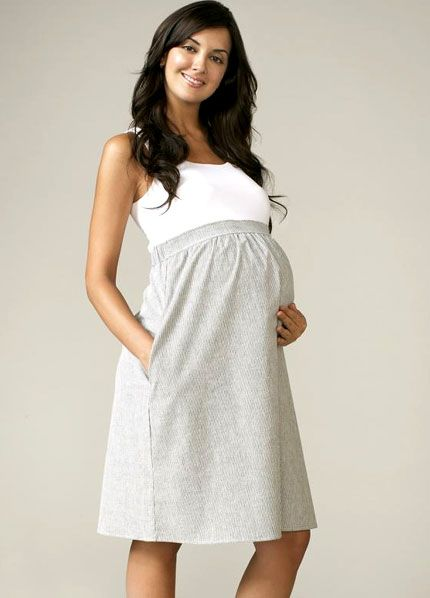 Plus size maternity 5 best outfits - curvyoutfits.com