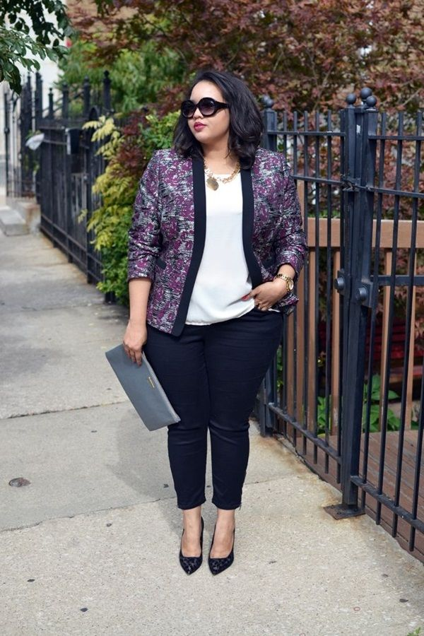 plus size outfits for work 5 best - page 2 of 5 - curvyoutfits