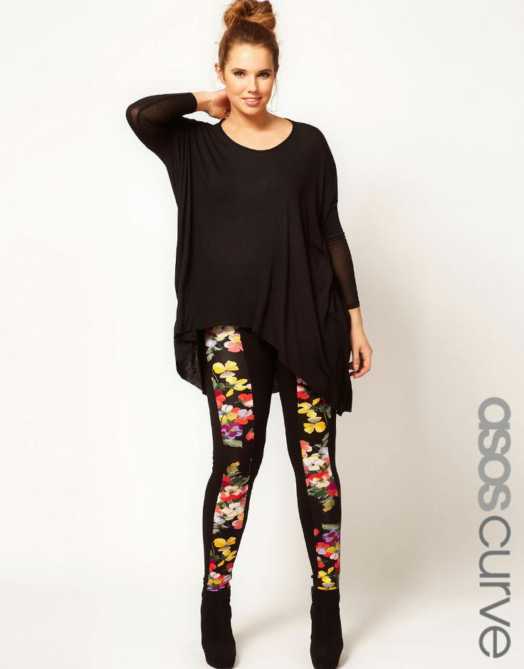 plus size outfits with leggings 5 best - curvyoutfits