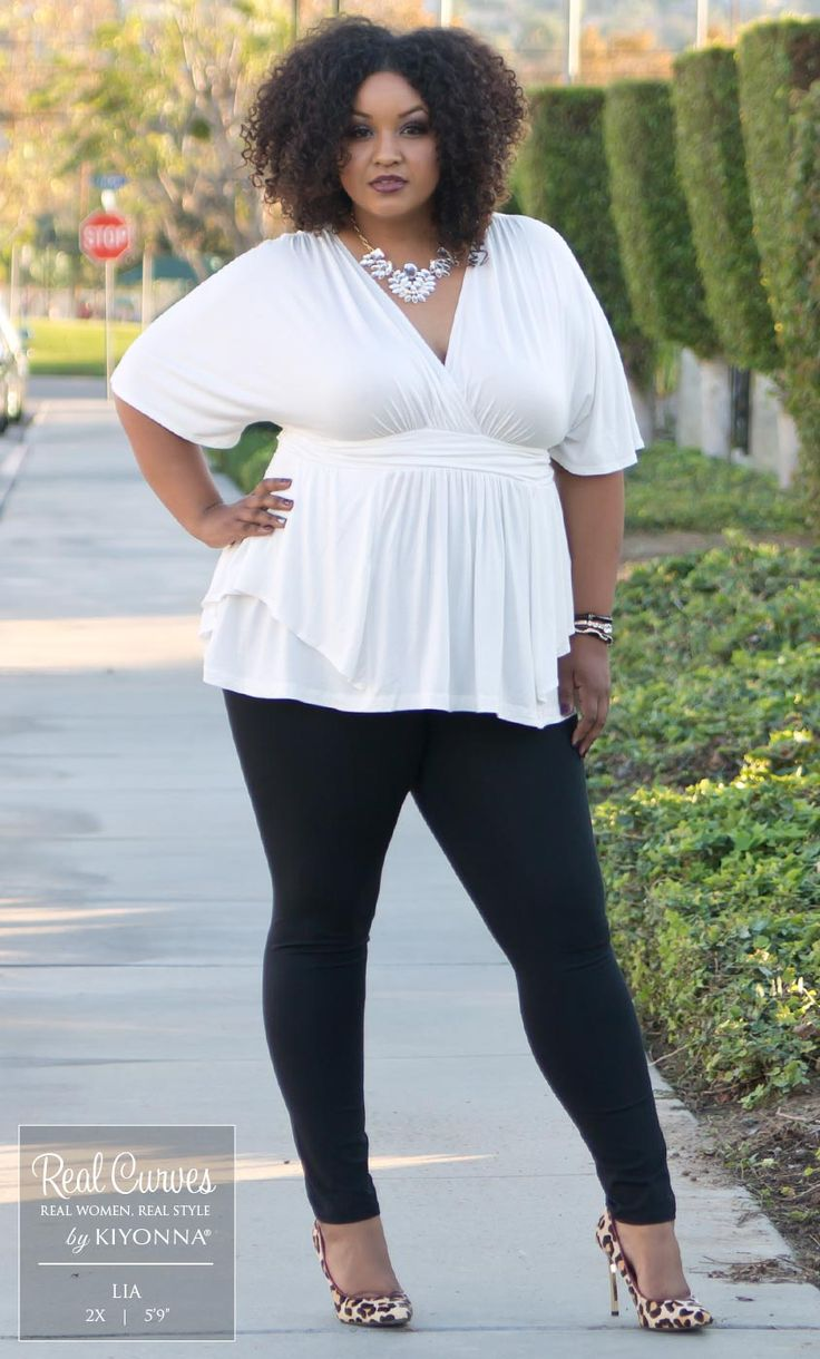 Plus Size Outfits With Leggings 5 best - Page 5 of 5 ...