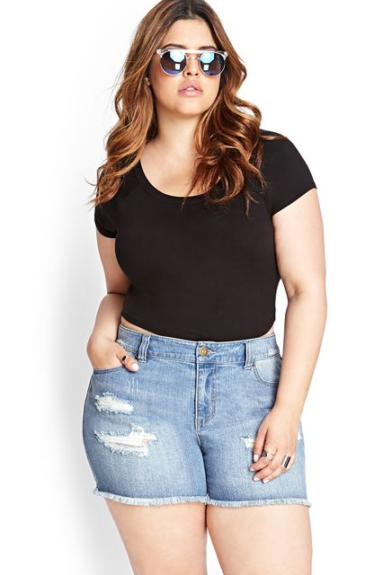 plus-size-outfits-with-shorts-5-best1