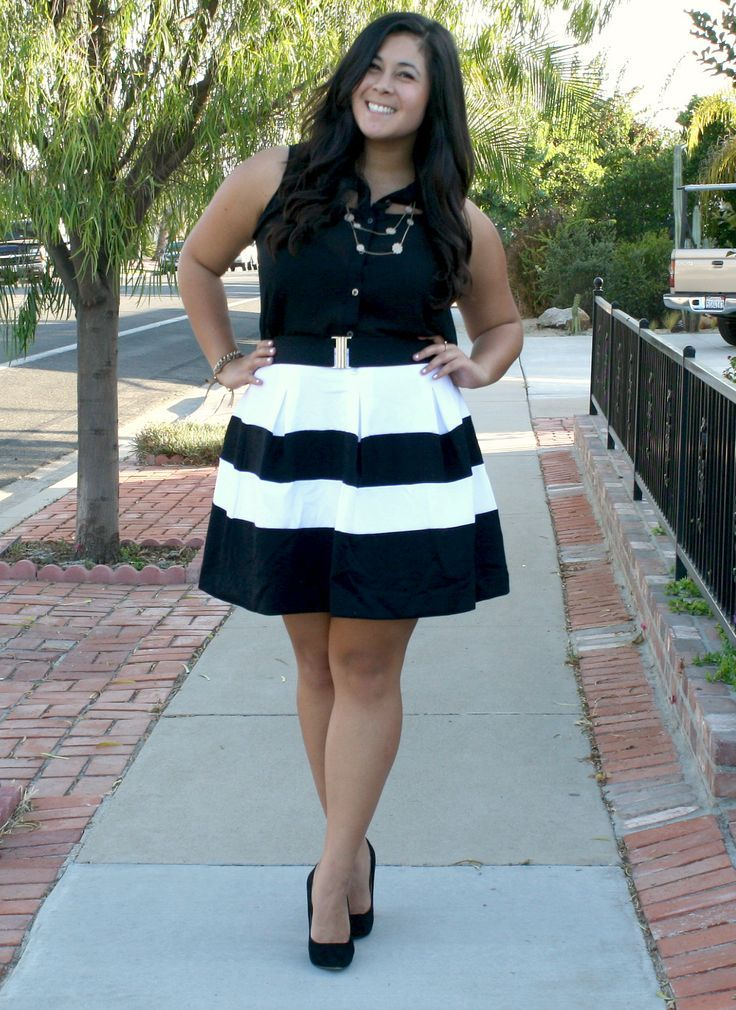 Plus size short dresses 5 best outfits for Thick white shirt womens