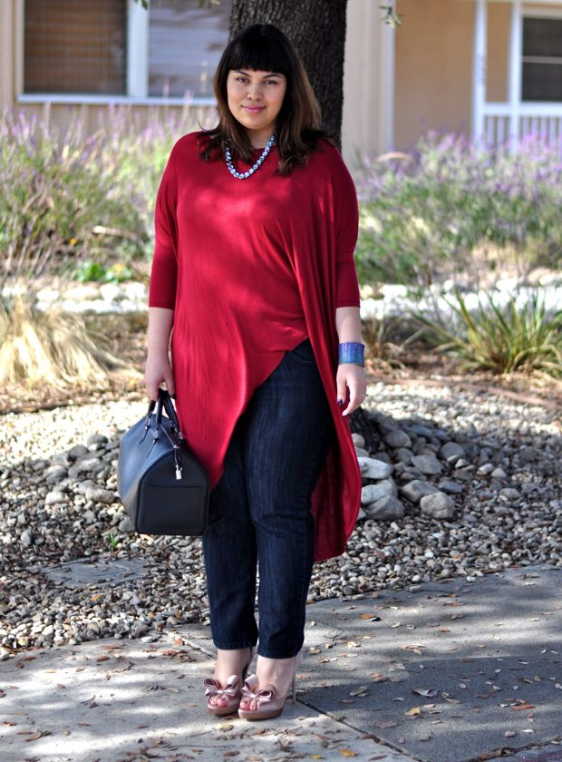 petite plus size outfits - curvyoutfits