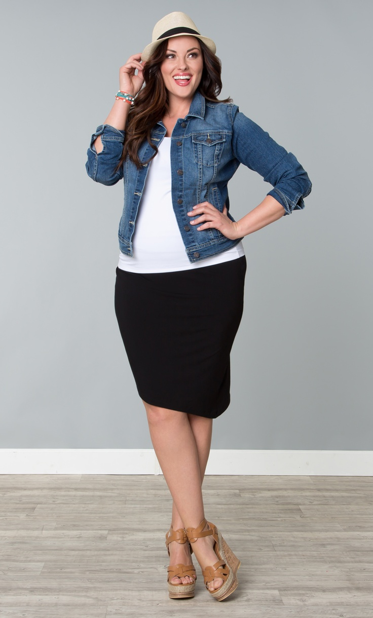 Plus Size Outfits For Spring - curvyoutfits.com