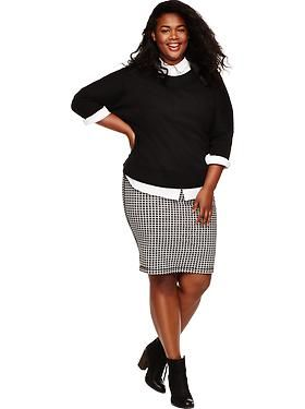 Plus Size Outfits Old Navy - Page 3 of 5 - curvyoutfits.com