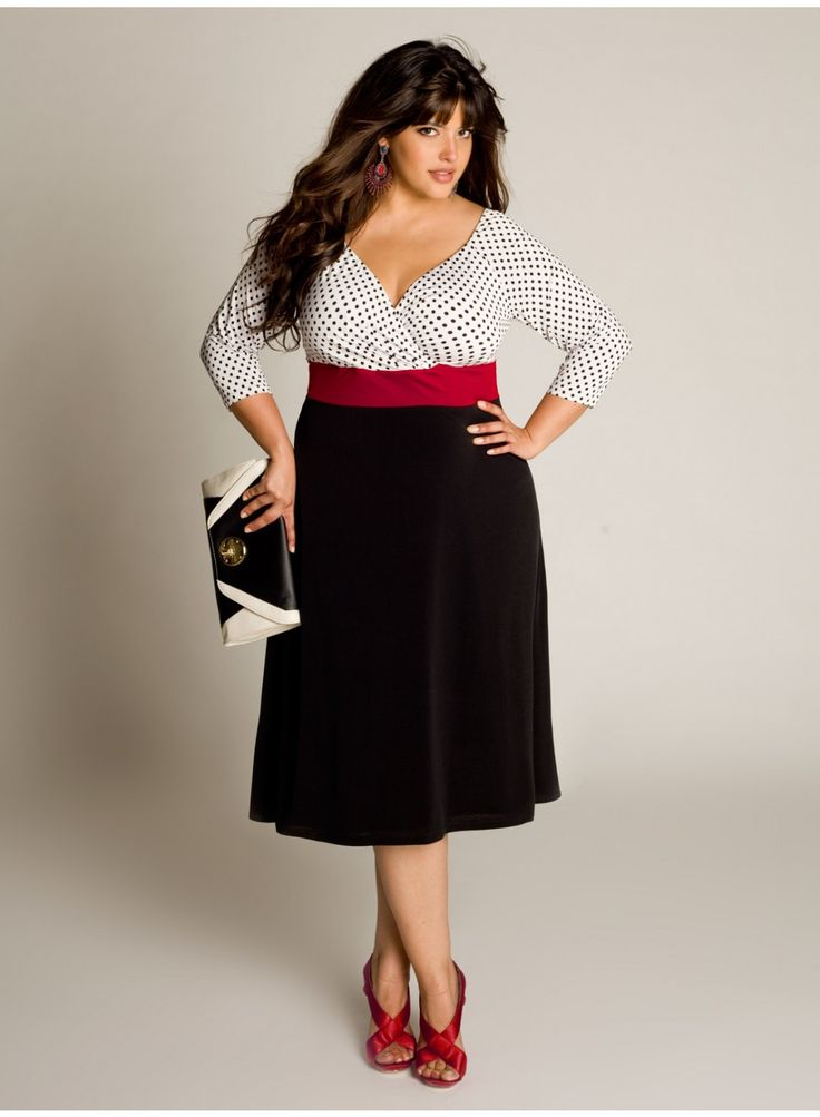 vintage clothing for plus size