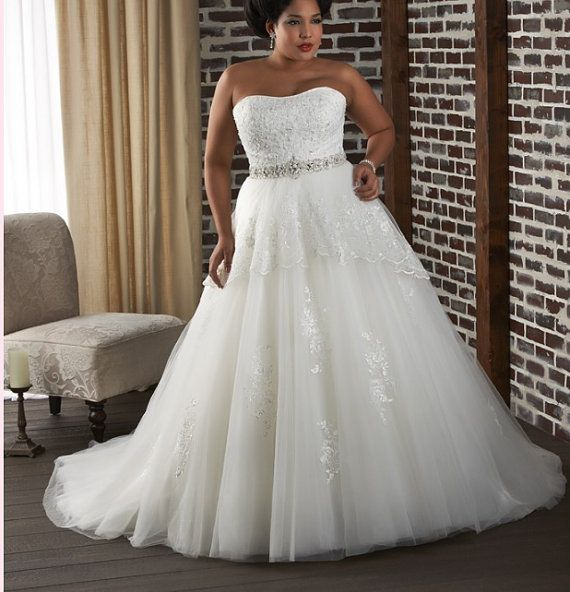 Plus size wedding dresses cheap page 4 of 5 for Cheap wedding dresses for plus size women