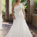 plus size wedding dresses one shoulder2 120x120 - Plus size wedding dresses one shoulder