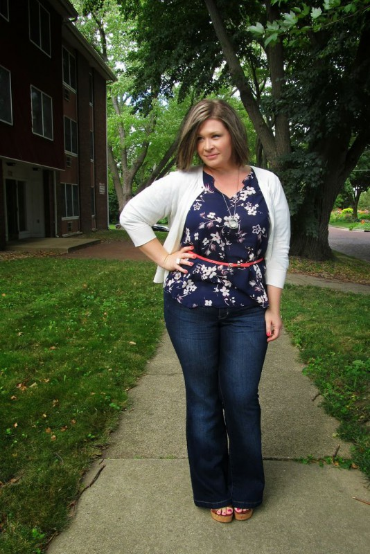 elegant and enchanting plus size work clothes - curvyoutfits