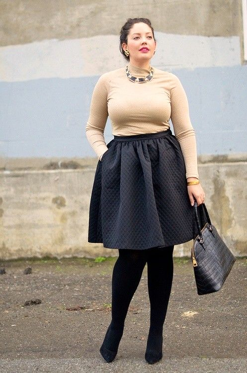 elegant and enchanting plus size work clothes - page 3 of 5