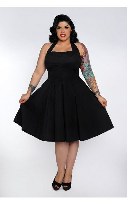Plus Size Pin Up Clothing