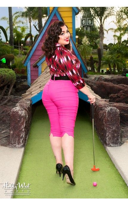 Plus Size Pin Up Clothing! - curvyoutfits.com