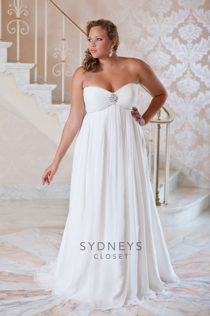 Tips On Ping For Plus Size Beach Wedding