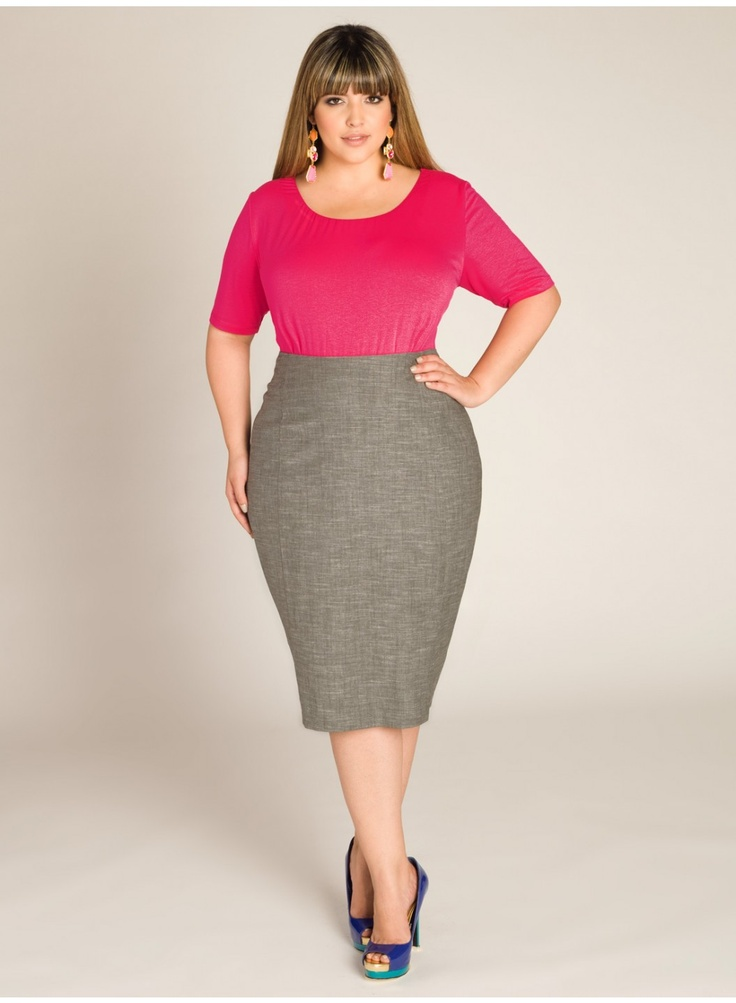 Top 5 Plus Sizes Clothing Choices for Ladies - curvyoutfits.com