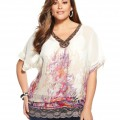 how to choose plus size blouses3 120x120 - How to choose plus size blouses