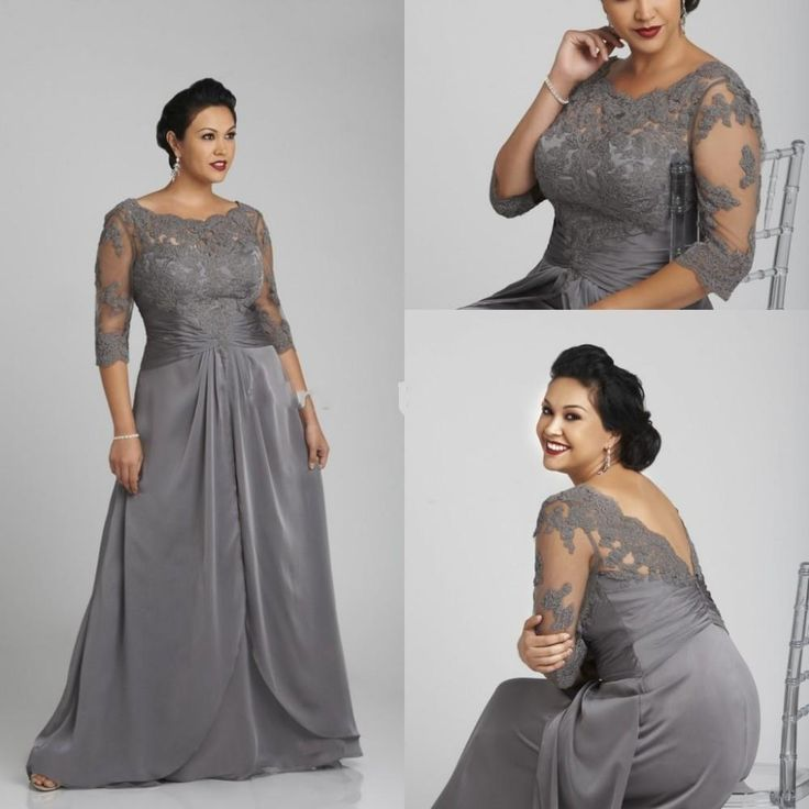 Modern Fashion And Plus Size Formal Dresses - curvyoutfits.com