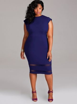 5 cocktail dresses for plus size girls that you will love ...