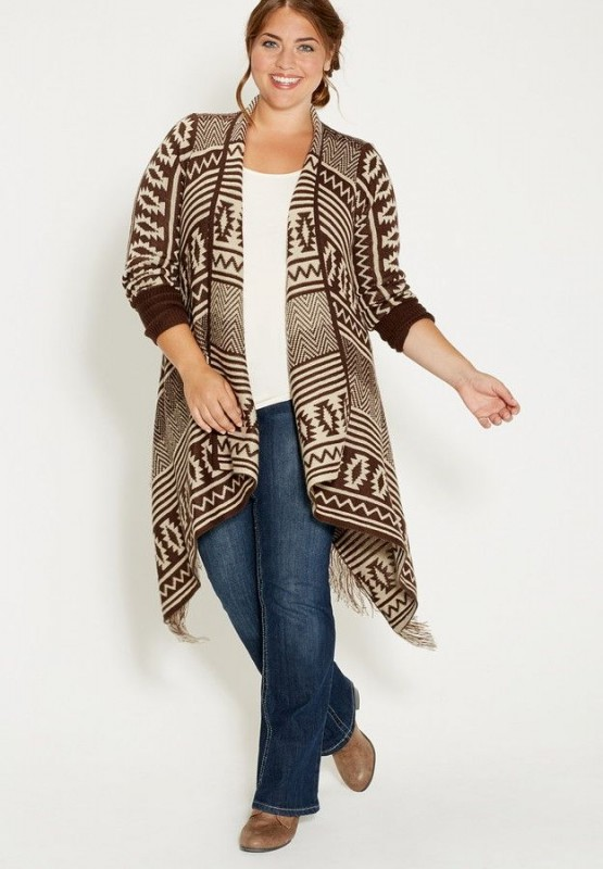 5 ways to wear a cardigan without looking frumpy ...