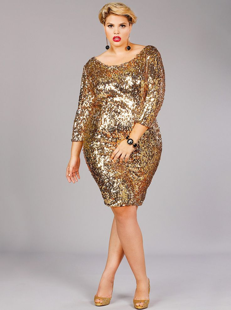 5 ways to get the plus size glam style - page 5 of 5