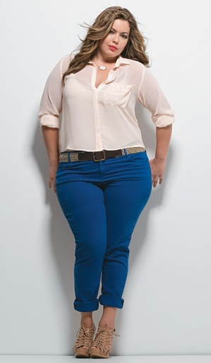 dating plus size girl