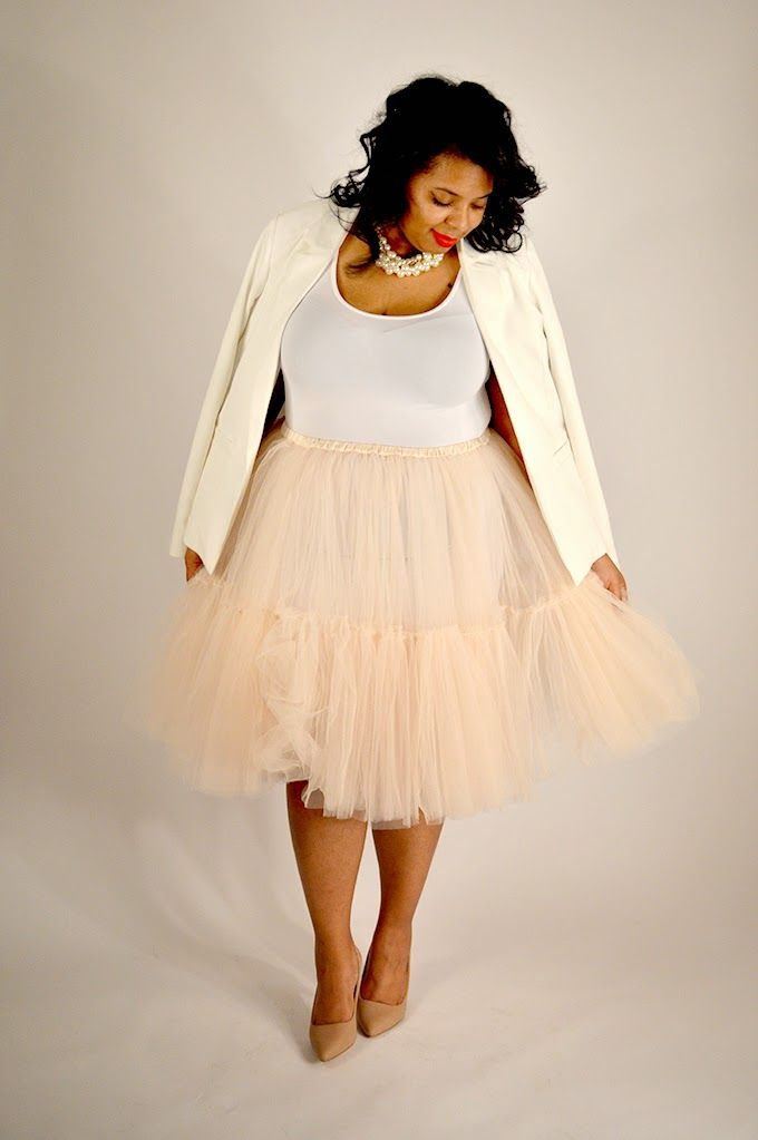 5 plus size Christmas skirts that you will love ...