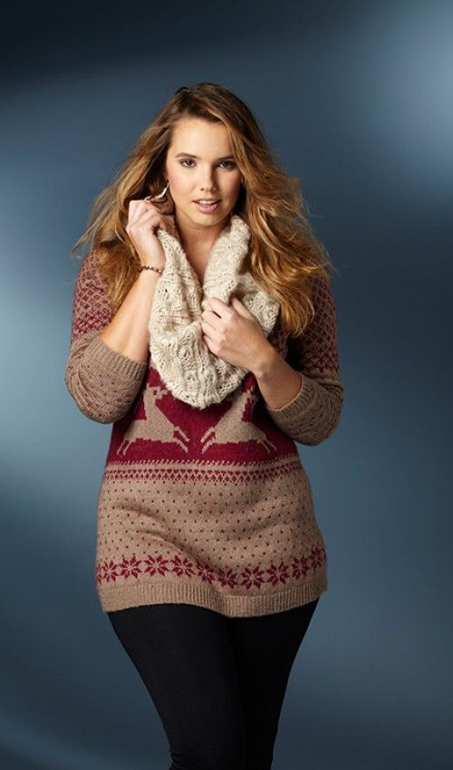 5 Ways To Wear A Christmas Sweater That You Will Love