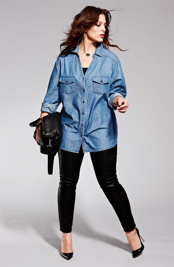5-ways-to-wear-a-denim-shirt-that-you-will-love