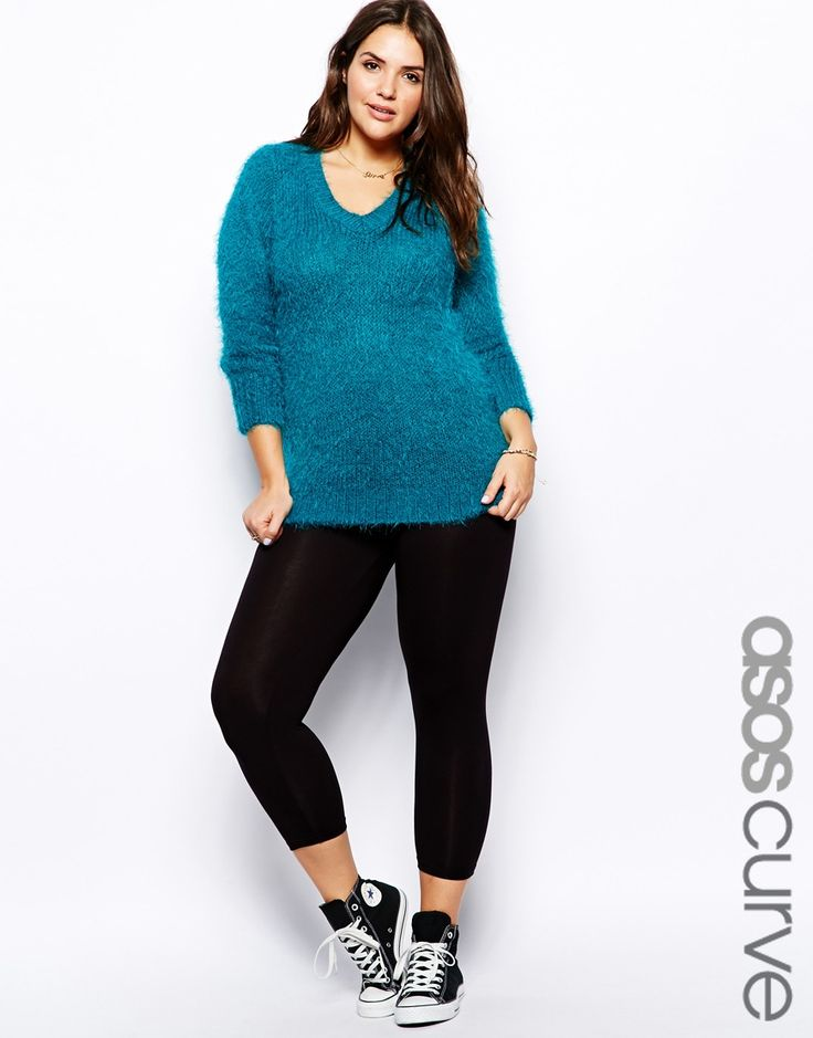 5 ways to wear leggings without looking frumpy ...