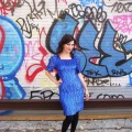 5 ways to wear plus size a blue electric dress at new years eve 2 120x120 - 5 ways to wear plus size a electric blue dress at New Year's Eve