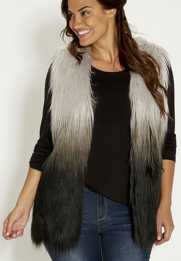 5-ways-to-wear-a-plus-size-fur-vest-that-you-will-love-1