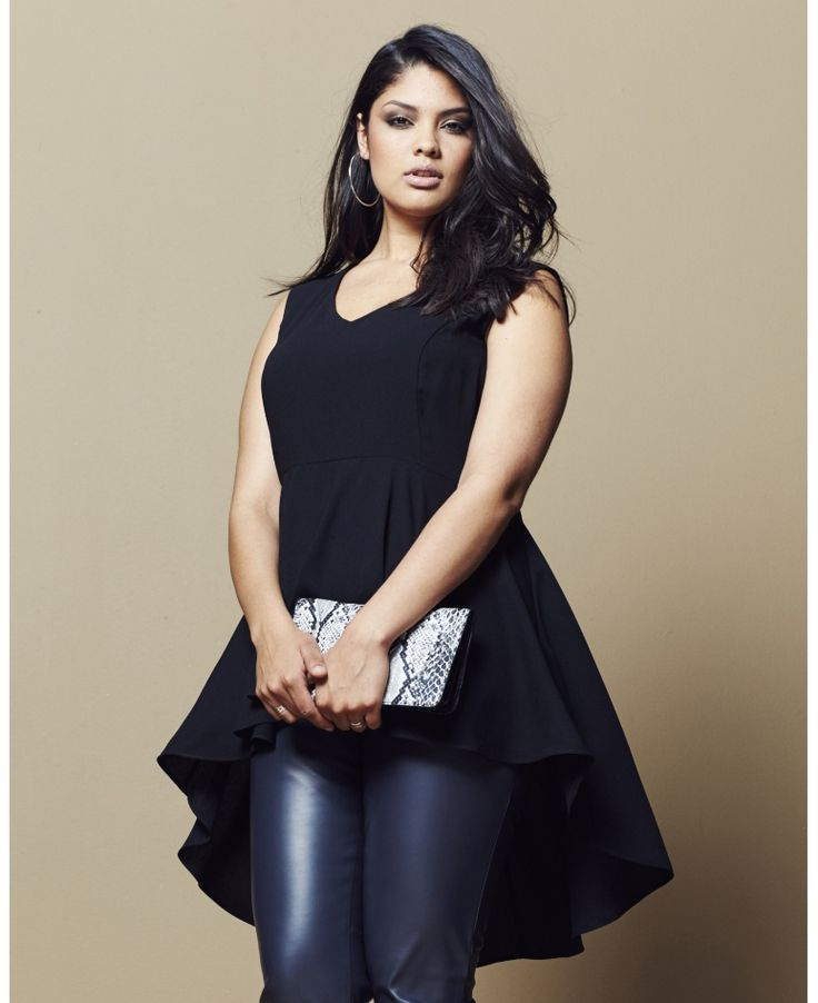 Shop online at Lurap for Trendy plus size tops including peplum tops, v-neck tees, tunics dressy tops, club tops lace tops and many more - Custom Size COD available.