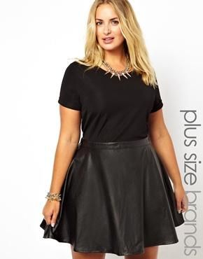How to wear leather skirts without looking frumpy - Page 4 of 5 ...