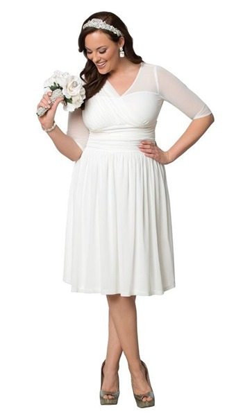 dresses plus size archives ForPlus Size After Wedding Dress