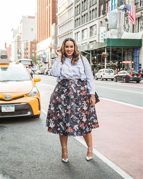 plus size floral skirt 6 - 13 plus size floral skirts you can totally rock