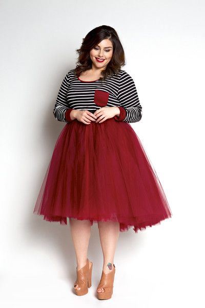 You Plus size cotton skirt very good