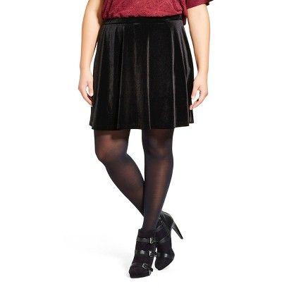 5 perfect velvet skirts for plus size women