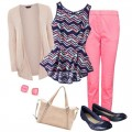 how to wear pastel pink pants in plus size outfits 3 120x120 - How to wear pastel pink pants in plus size outfits