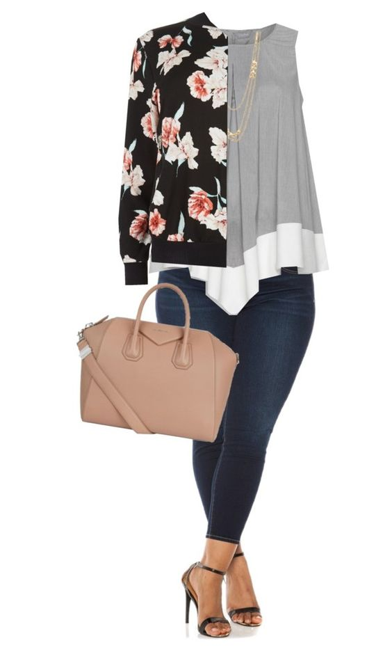 plus size bomber jacket outfit - Make your outfits glamorous with a floral bomber jacket