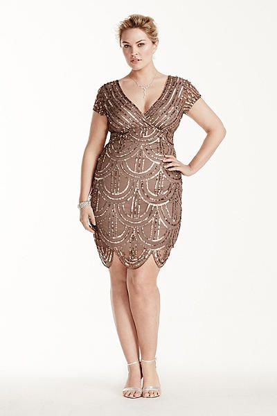 5 Flattering Plus Size Dresses For A Wedding