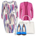 5 spring outfits with a plus size pencil dress 3 120x120 - 5 spring outfits with a plus size pencil dress
