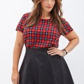how to be stylish in a plus size skater skirt 1 120x120 - How to be stylish in a plus size skater skirt