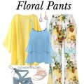 5 stylish ways to wear plus size floral pants in spring 120x120 - 5 stylish ways to wear plus size floral pants in spring