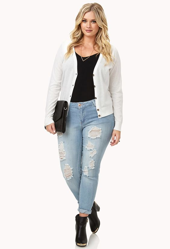 5 summer plus size cardigans for curvy women 4 - 5 summer plus size cardigans for curvy women