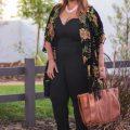 5 ways to wear a plus size spring kimono 2 120x120 - 5 ways to wear a plus size spring kimono