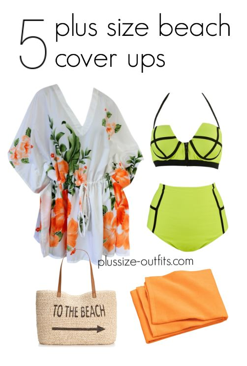 5 plus size beach cover up options you will love1 - 5 plus size beach cover up options that you will love