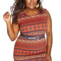 5 ethnic print dresses for curvy ladies 4 120x120 - 5 ethnic print dresses for curvy ladies