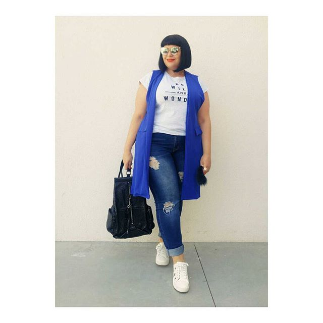 latest plus size style inspiration from kimoorella 4 - Latest plus size style inspiration from kimoorella