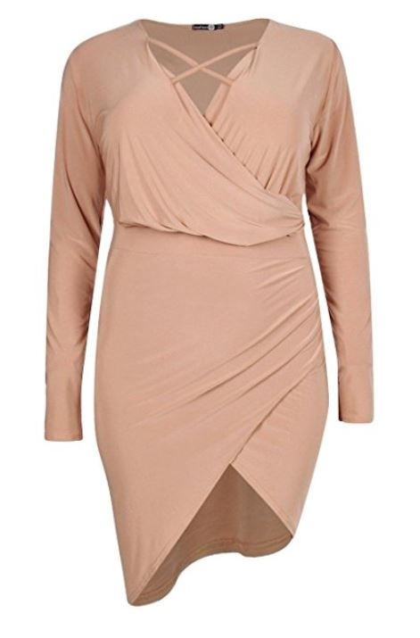 plus size camel dress 2 - 5 plus size camel dresses for minimal style